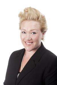 Jurist Alida Malm driver am juristbyrå