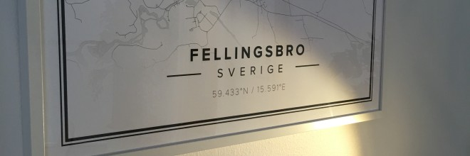 Välkommen till Bergsvägen 33 i Fellingsbro